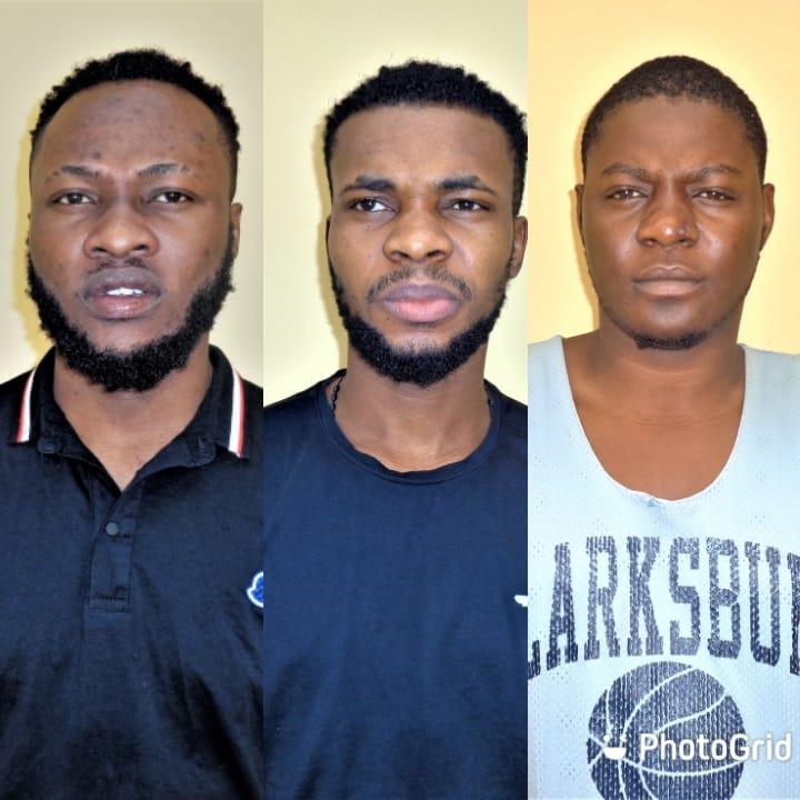 Court Jails 3 Yahoo Boys In Enugu