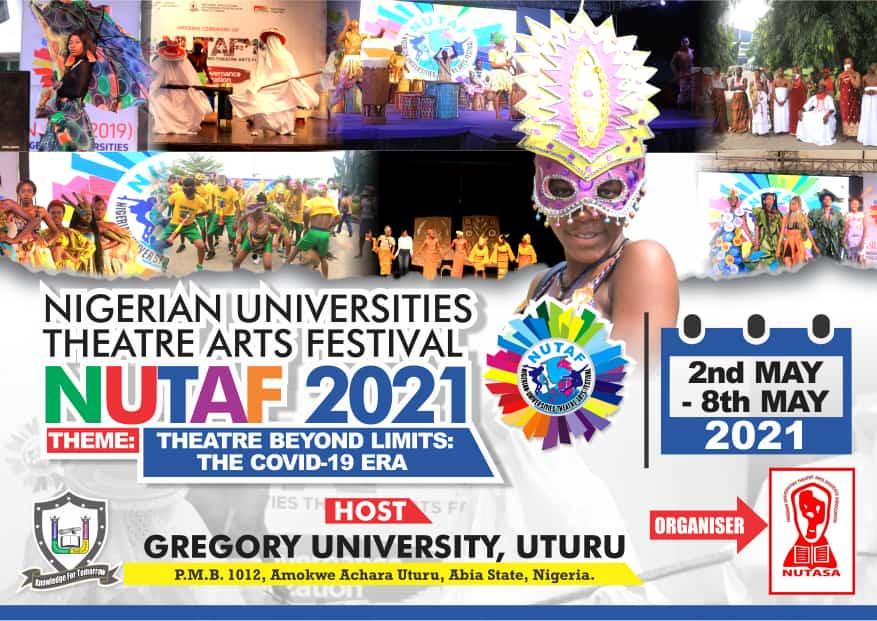 Gregory University Uturu Set To Host NUTAF 2021