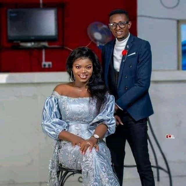 Mr. and Mrs. Kingsley Akpor