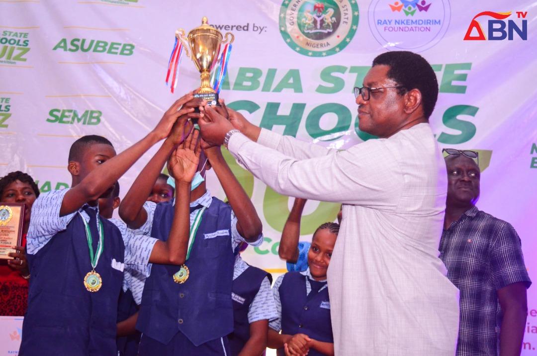Abia Schools Quiz: Mayfair Academy Umuahia Grabs N1m To Emerge Overall Winner