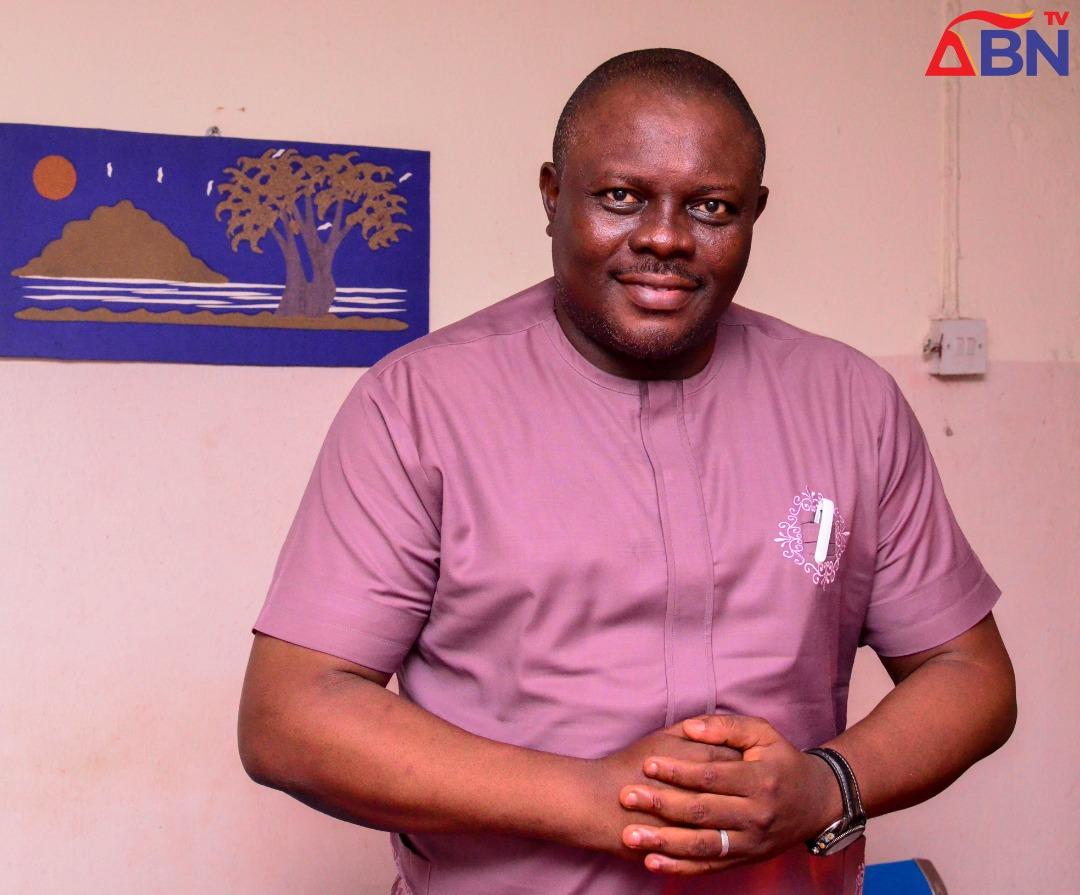 Sir Udensi Greets ABN TV Boss Mr. Okali On His Birthday
