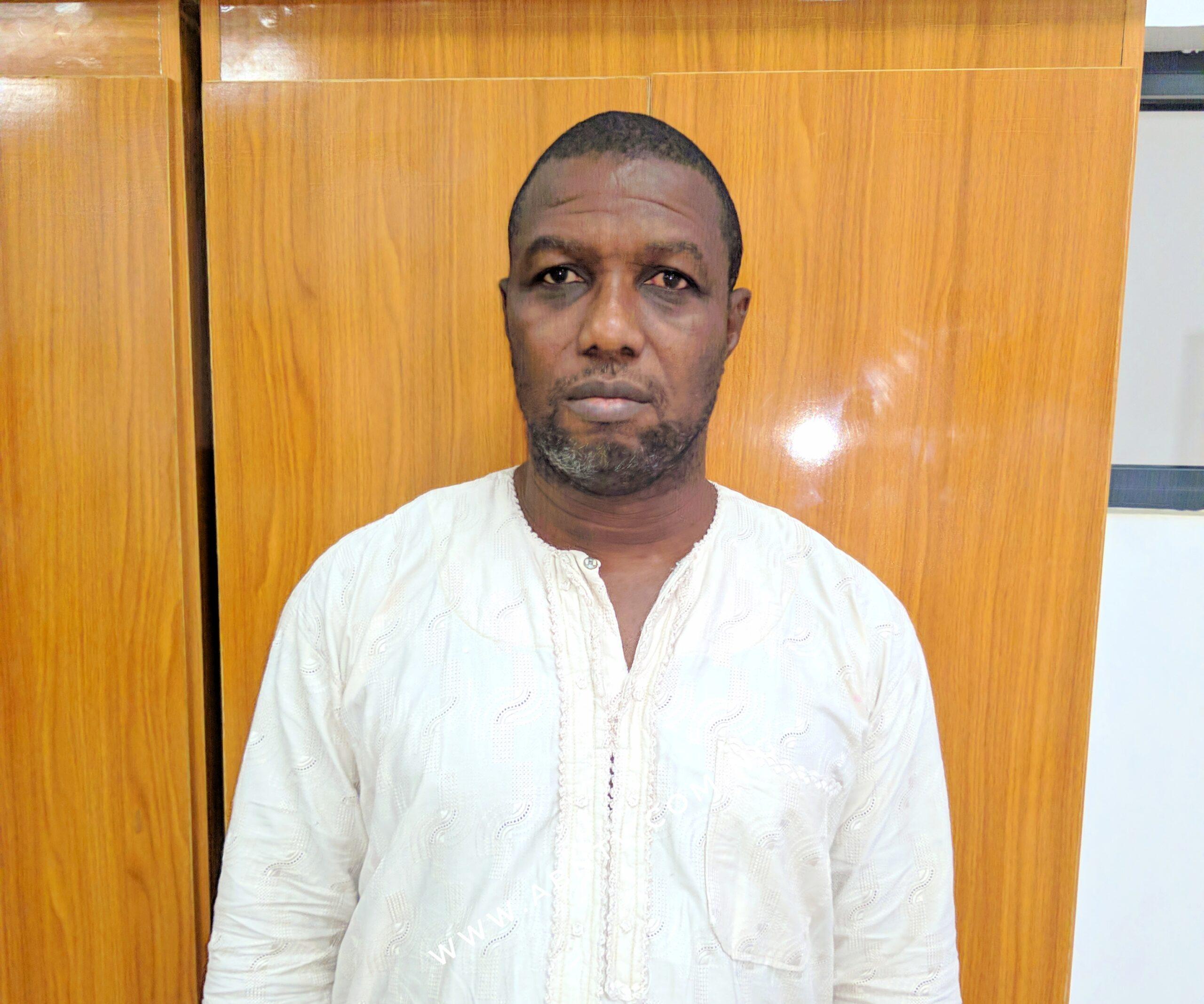 EFCC Arrests Juju Scam Kingpin, Abayomi Alaka over N250m Fraud [PHOTOS]
